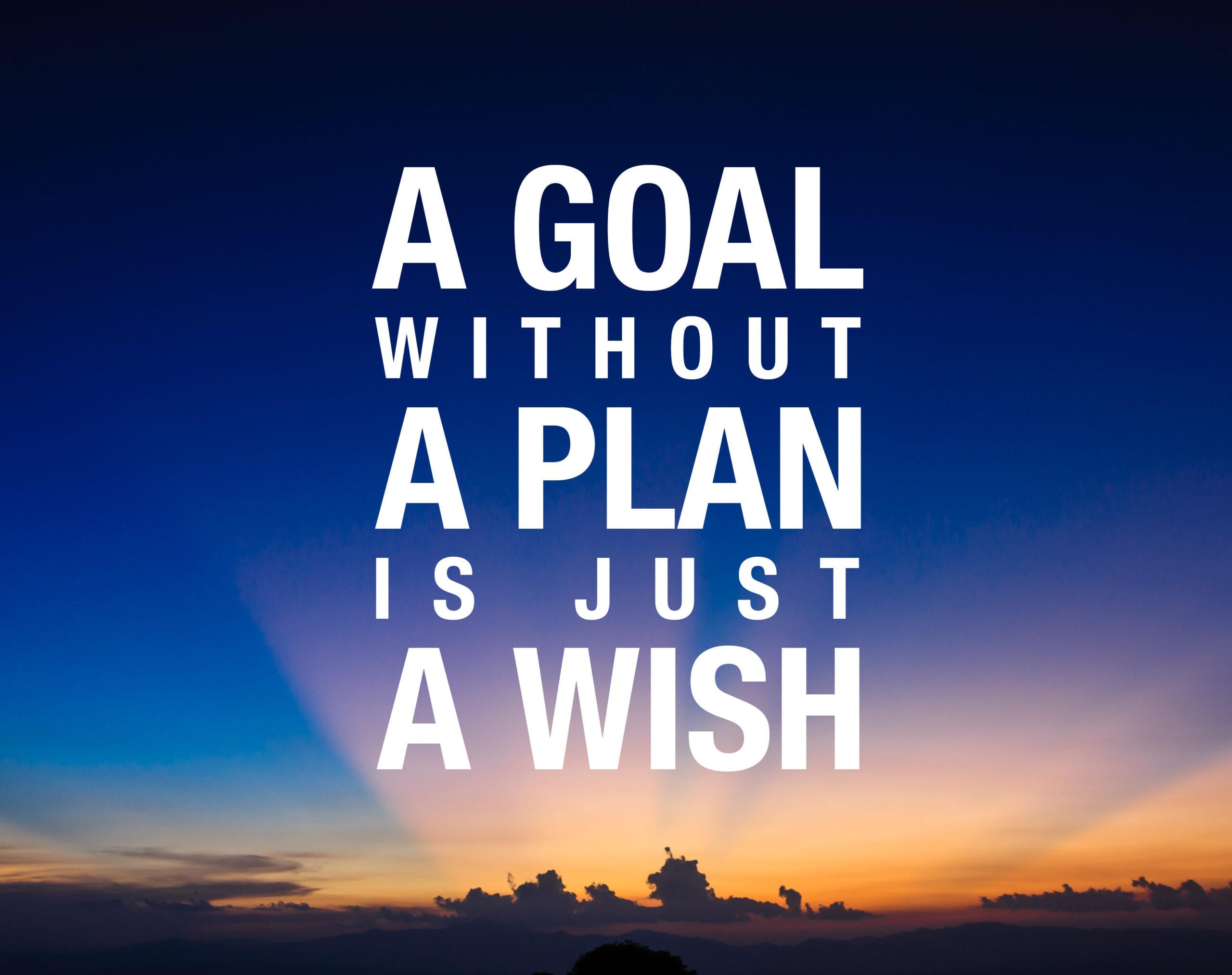 Cu plan sau fara plan? Asta e intrebarea