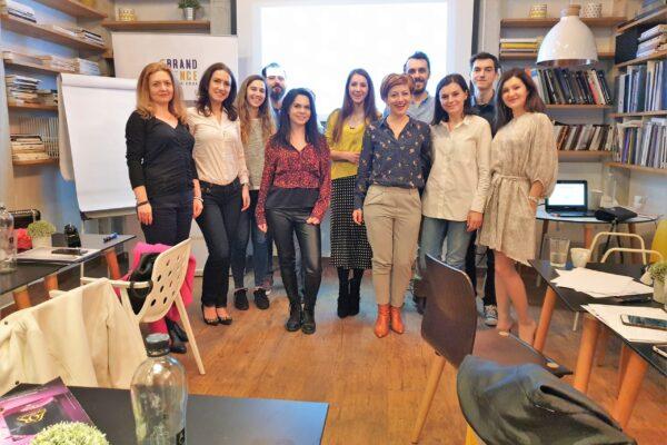 Final de Marketing Masterclass, Bucuresti 2019