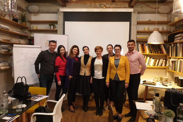 Final de Marketing Masterclass Bucuresti, aprilie 2019