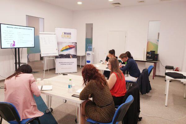Marketing Masterclass Cluj, septembrie 2019
