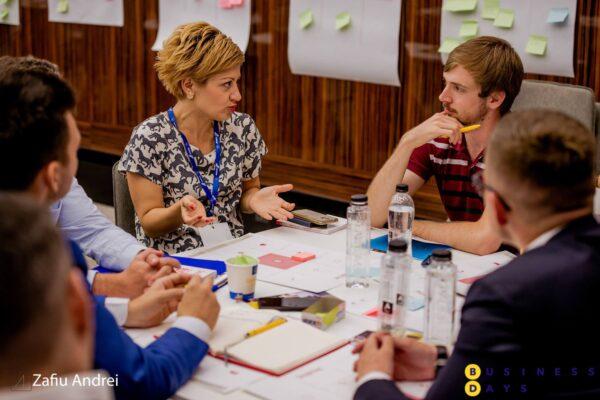 Facilitare workshop de strategie, BD Cluj 2018