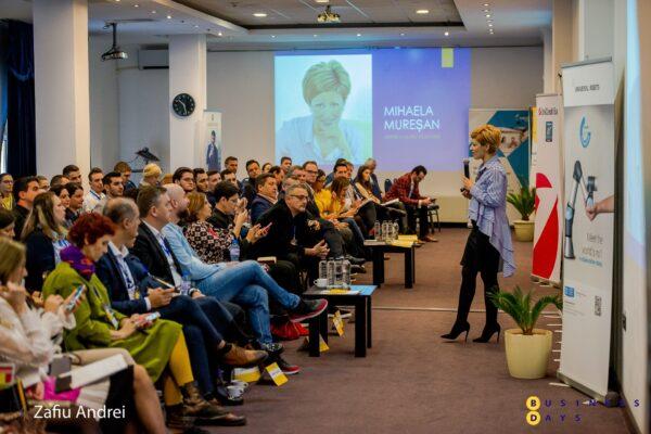 Conferinta Business Days, Bucuresti 2019