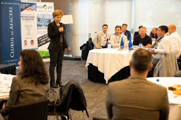 Workshop strategie marketing - Clubul oamenilor de afaceri Madrid
