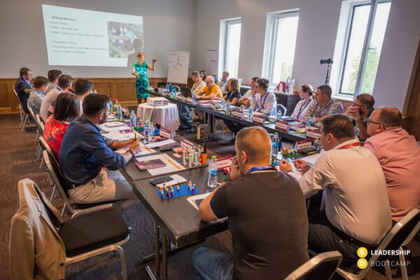 Despre brandul personal, BD Leadership Bootcamp, august 2019