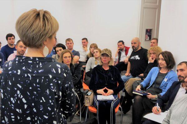 Workshop startegie de marketing, IBH, ianuarie 2020