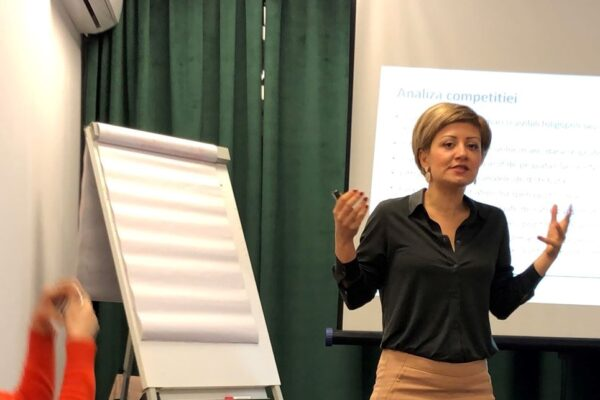 Workshop strategie de marketing, IBH, ianuarie 2020